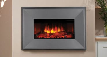 Gazco Electric Fire on Secret Eaters!