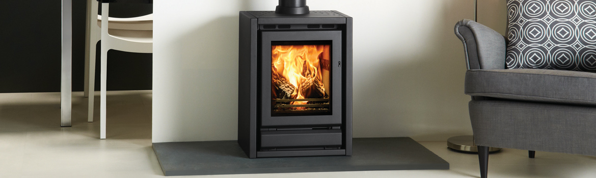 Electric Glass Stove