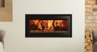 Studio Inset Wood Burning Fires