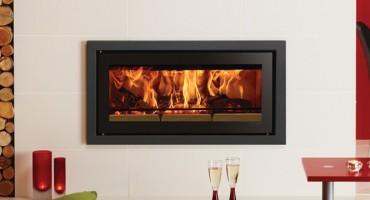 Festive wood burning