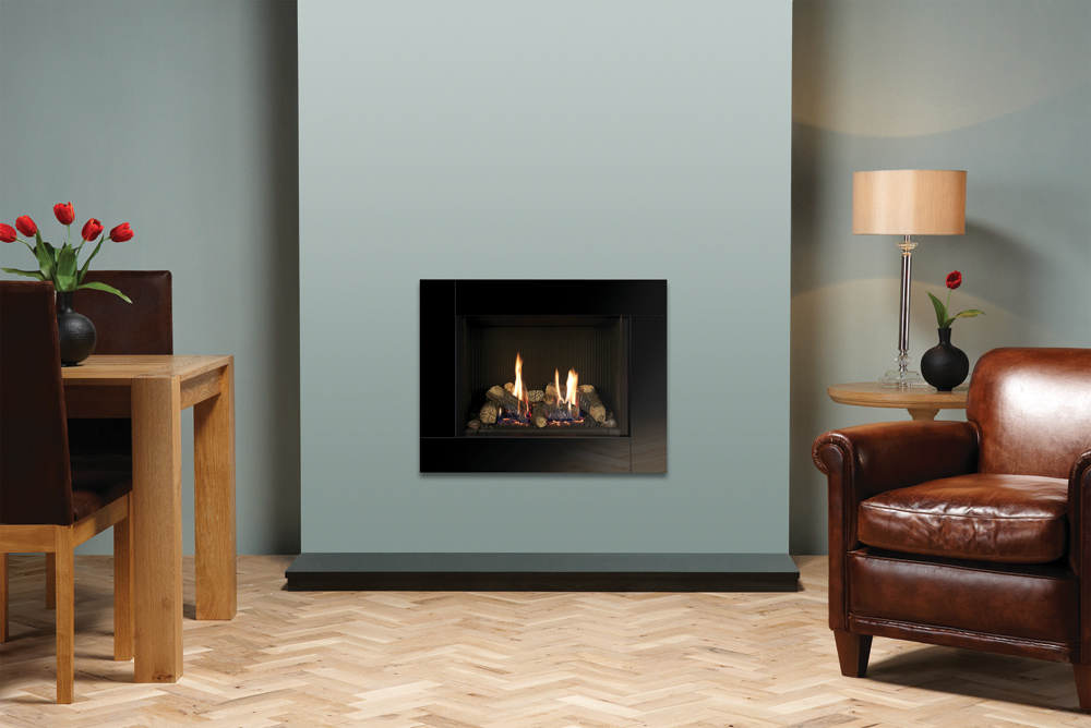 Riva2 500 Icon XS Gas Fires - Gazco Built In Fires