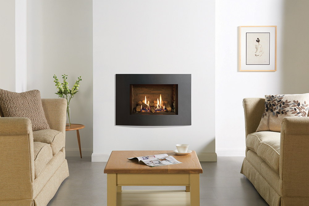 Riva2 500 Verve Xs Gas Fires Gazco Built In Fires