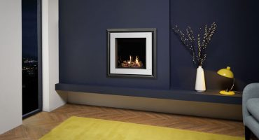 All new versatile gas fire: the Gazco Riva2 600HL!