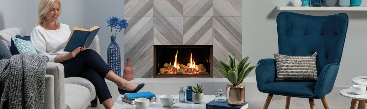 The Riva2 600 – A Brand New Conventional Flue Gas Fire From Gazco
