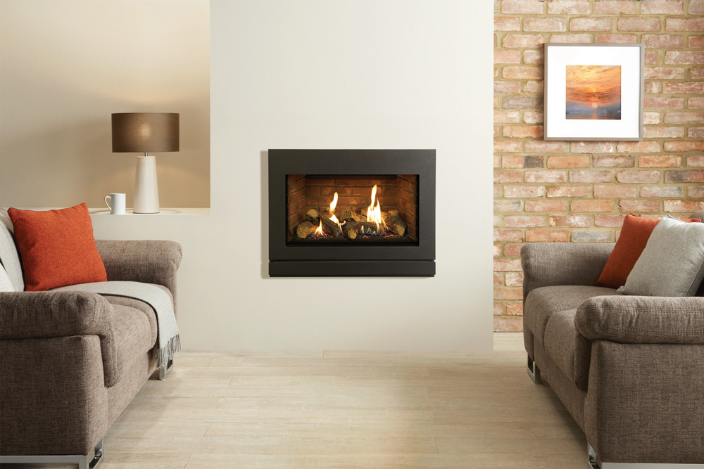 Riva2 530 Amp 670 Designio2 Steel Gas Fires
