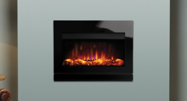 Electric Fire added to the wall mounted range!
