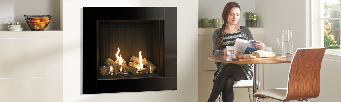 Riva2 750HL – a gas fire with a difference!