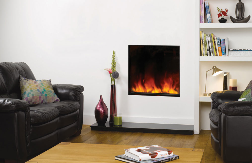 Riva2 Electric Inset 55 & 70 Fires - Gazco Built In Fires