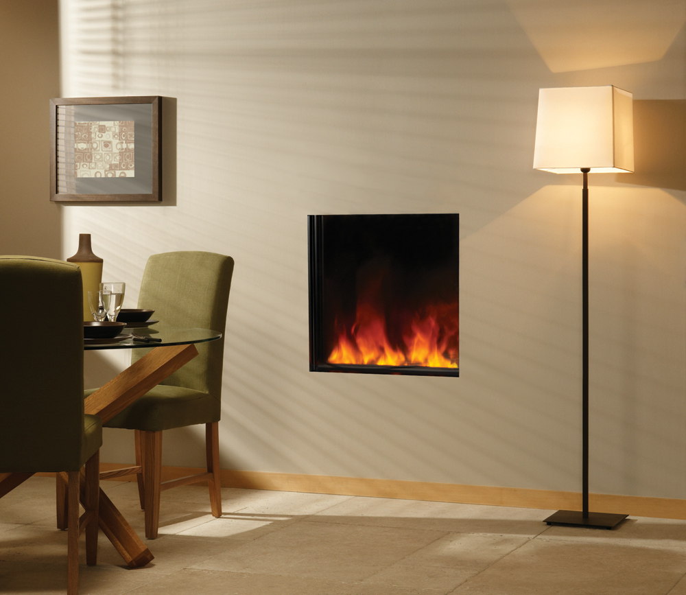 Riva2 Electric Inset 55 Amp 70 Fires Gazco Built In Fires