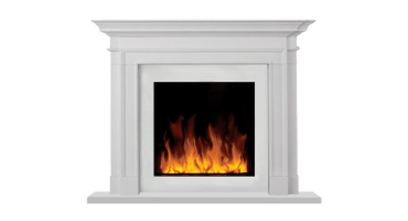 Riva2 Electric Inset 70 Stone Mantels