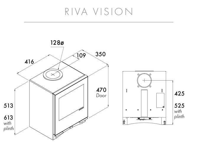 Vision Midi Dimensions