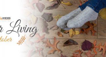Stovax's Simpler Living: October