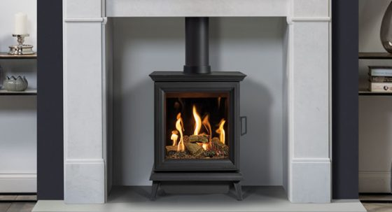 Gazco Linerless Gas Stoves for easier and faster installation