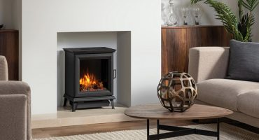 Four Stylish Electric Stoves that will bring Instant Ambience to Your Home