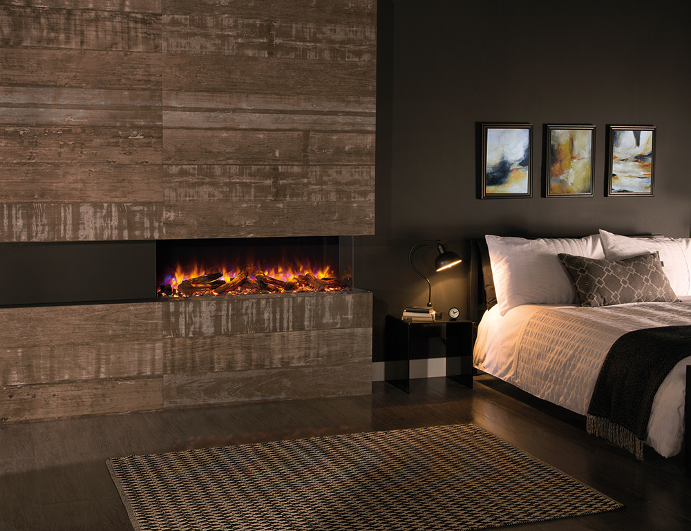 Skope 110W Outset Electric Fires - Gazco Electric Fires