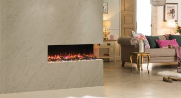 Win a stunning Skope electric fire from Gazco