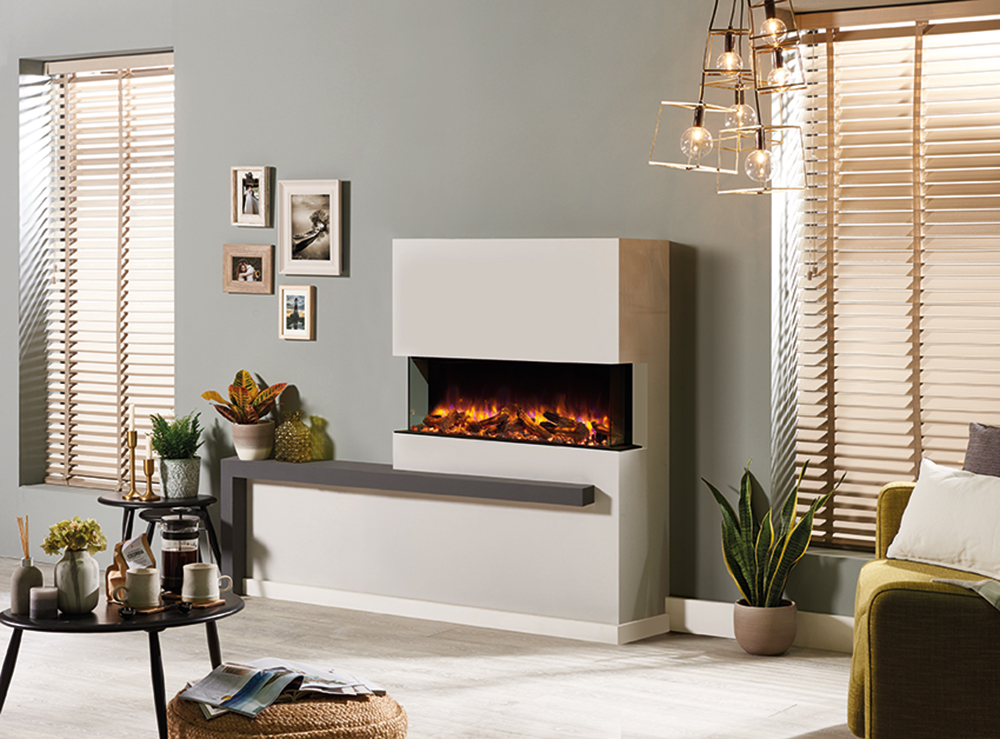 Skope 110w Outset Electric Fires Gazco Electric Fires