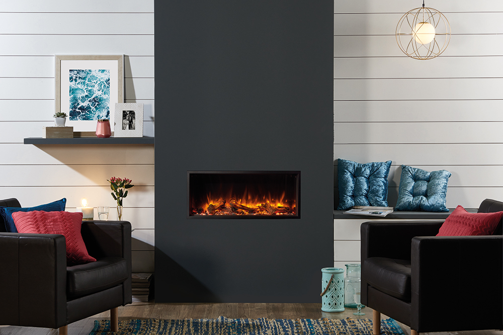 Skope 85R Inset Electric Fires - Gazco Electric Fires