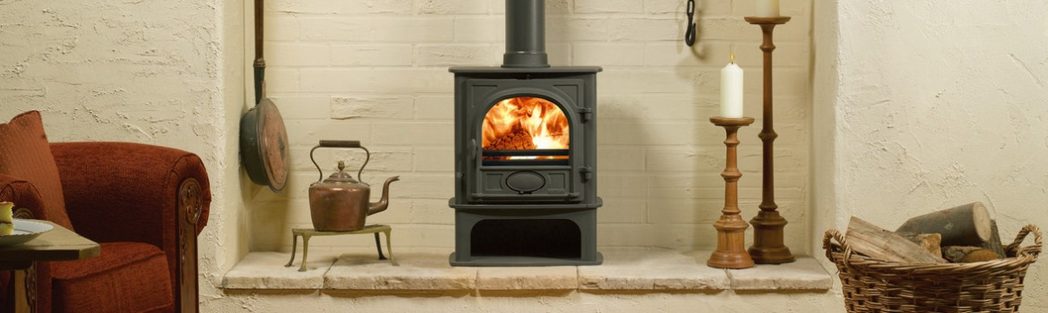 Wood Burning Stoves Use 80 percent Fewer Logs than an Open Fire!