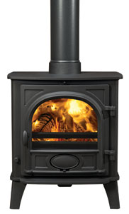 Stockton 5 wood burning stove