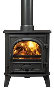 Stockton 5 wood burning stove
