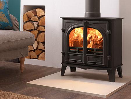 Stovax Stockton 5 Wide stove