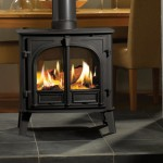 Stockton Double Sided Stove