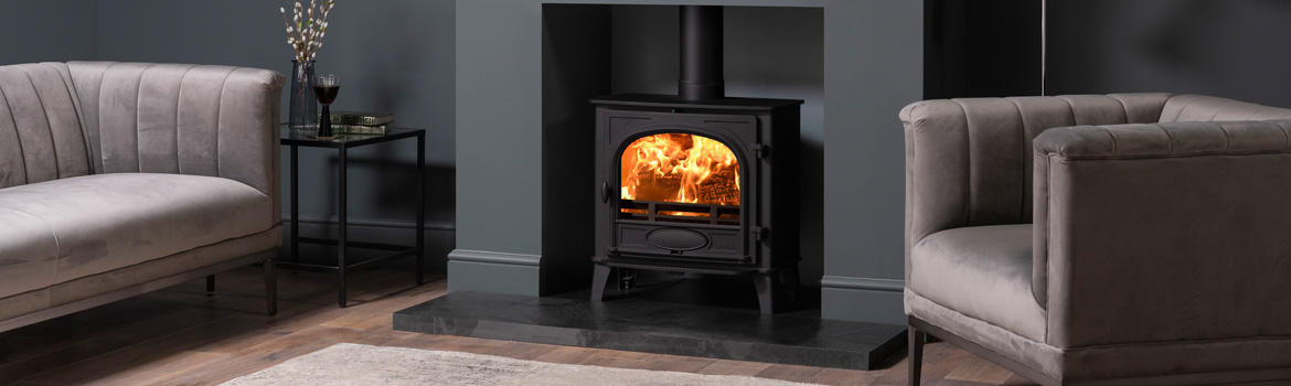 The Stockton Collection – an Ecodesign Stove Range From Stovax