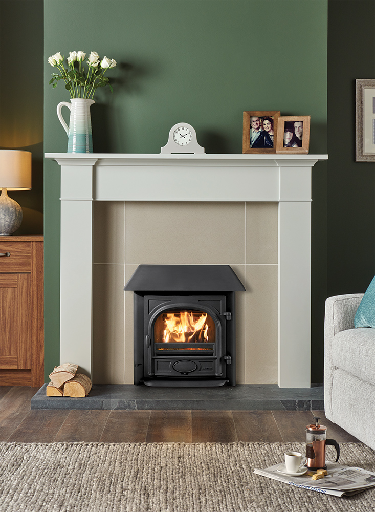 Stockton Milner Wood Burning & Multi-fuel - Stovax Stoves