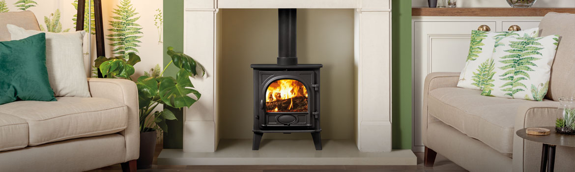 Introducing our new Stockton Ecodesign Wood burning and Multi-fuel Stoves