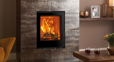 Inset Wood burning Fires – Introducing the Elise Glass Range!