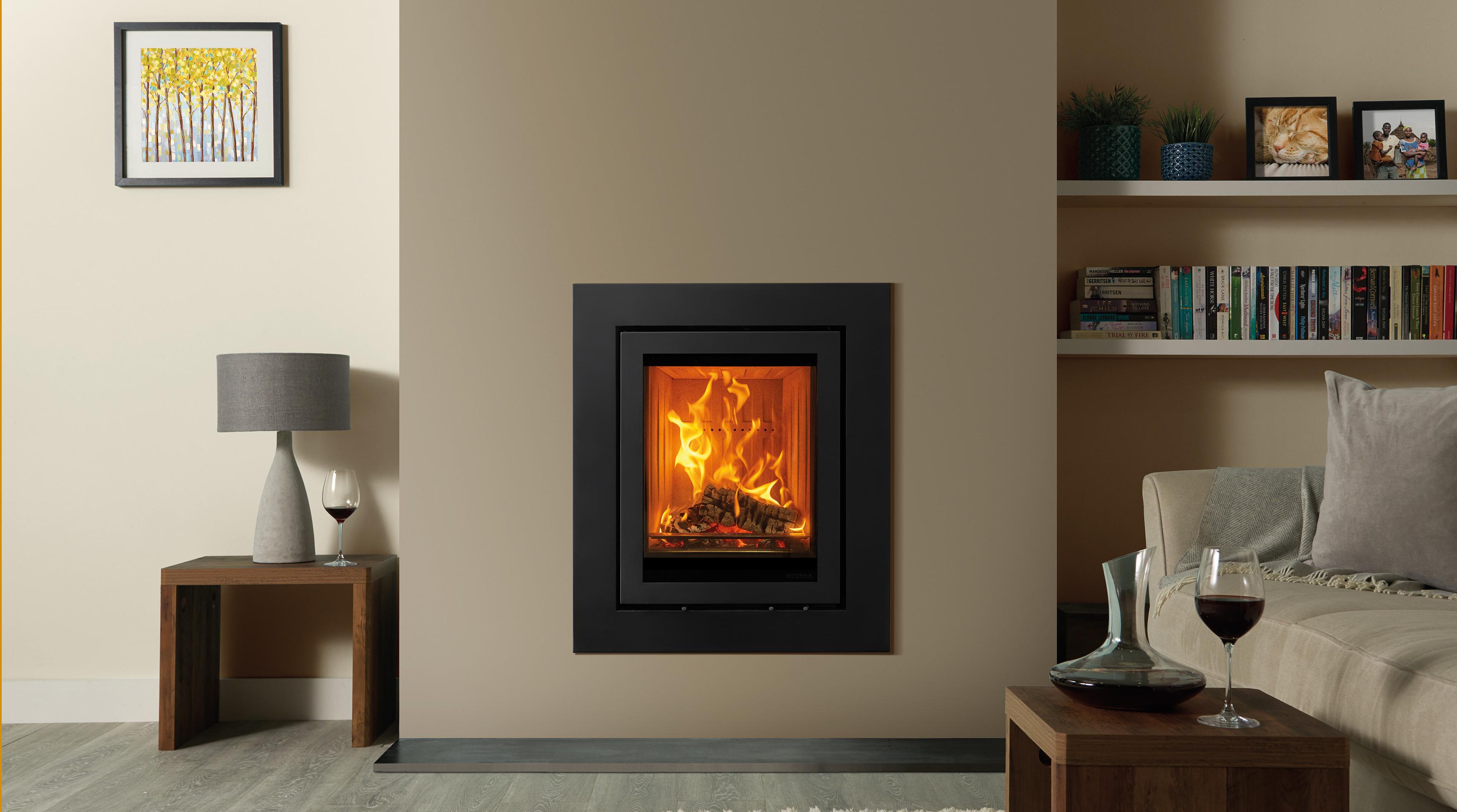 Elise Expression Wood Burning Inset Fires Amp Multi Fuel