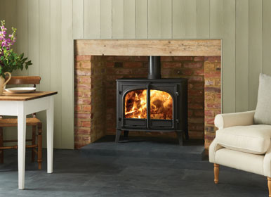 Stockton 14HB boiler stove that qualifies for the reduced VAT rate