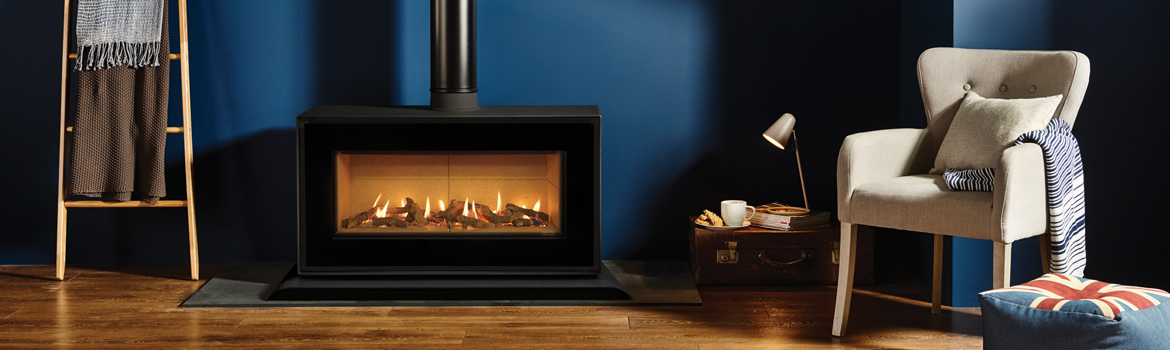 Studio 1 & 2 Freestanding Gas Fires – Brand new this season!