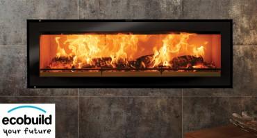 Setting the wood burning standard – Stovax exhibits at EcoBuild