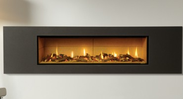 Built in fires stovax gazco - Cheminee electrique encastrable ...
