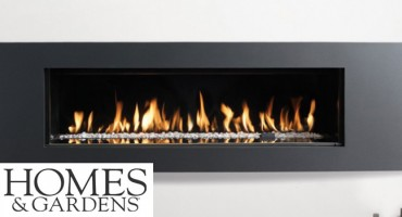 Stovax and Gazco selected by Homes & Gardens