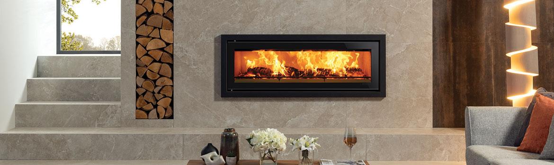 New Studio 1, 2 & 3 Ecodesign Ready Wood Burning Fires
