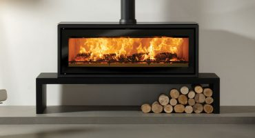 Stovax Studio: Experience the Ultimate in Wood Burning