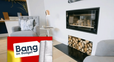 Stovax features on Channel 4's Bang on Budget