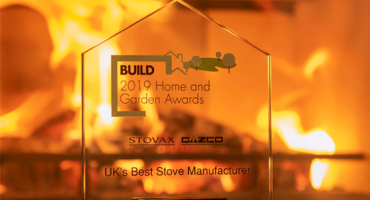 Stovax & Gazco wins UK's Best Stove Manufacturer and Best Traditional Stove