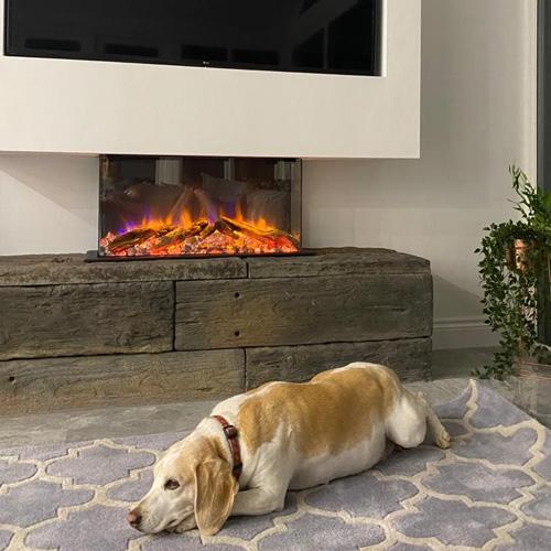 Alex, eReflex 70W, Kitchen-diner Fireside