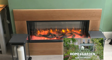 Gazco features on ITV's Love Your Home & Garden