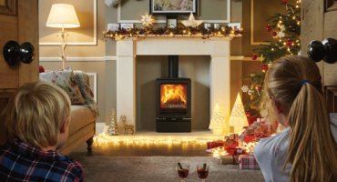 Get your fireplace ready for Christmas