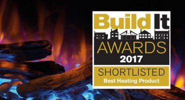 Shortlisted for Build It Awards: Best Heating Product