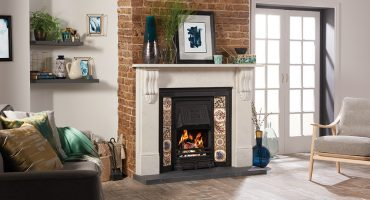 Traditional Wood Burning Fireplaces & Multi-fuel Fireplaces