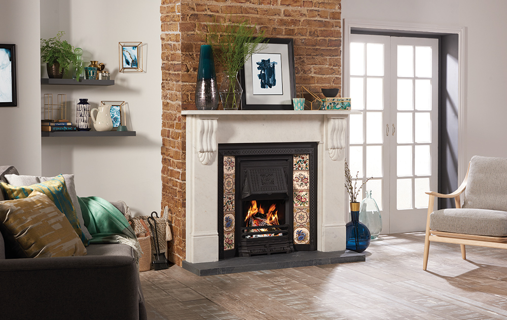 Traditional Wood Burning Fireplaces Amp Multi Fuel