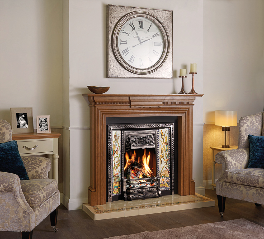 victorian tiled fireplaces stovax traditional fireplaces