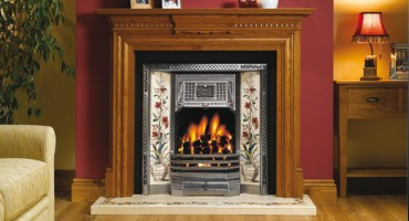 Traditional Gas Fireplaces