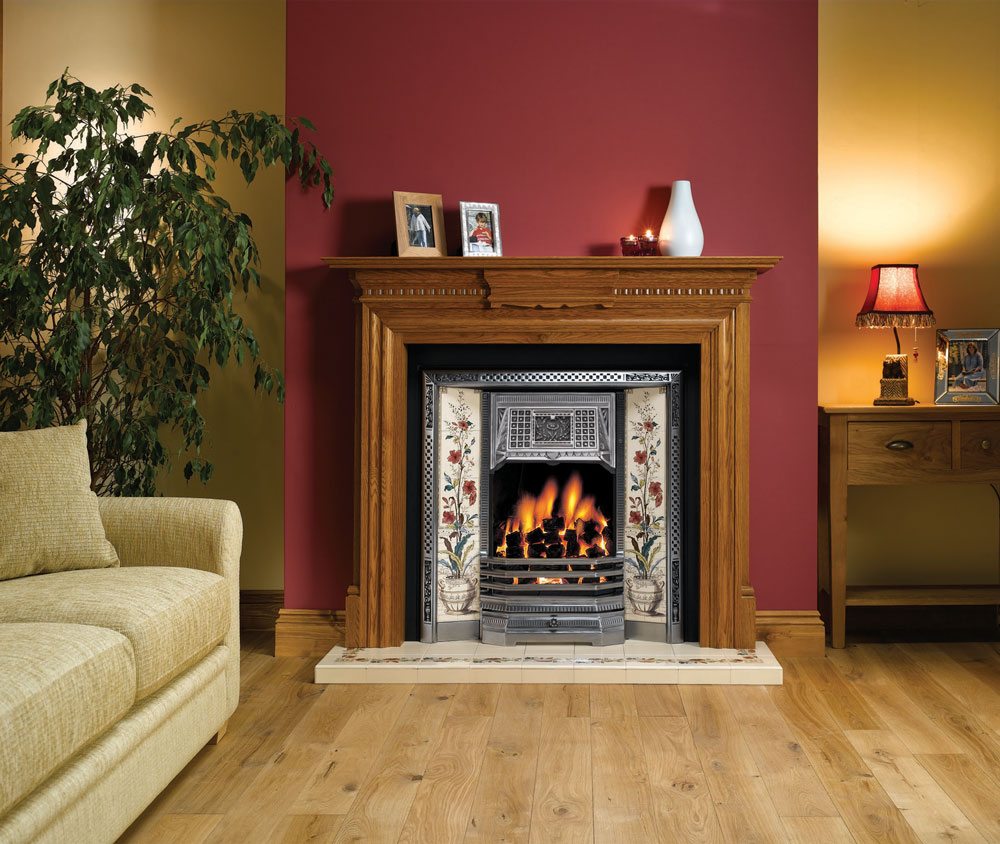 Victorian Fireplace: Stovax Traditional Fireplaces